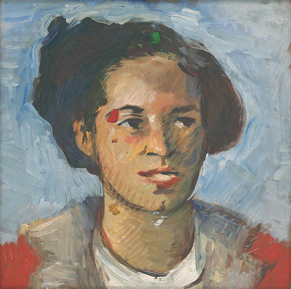 Ernest Špitz – Hlava ženy