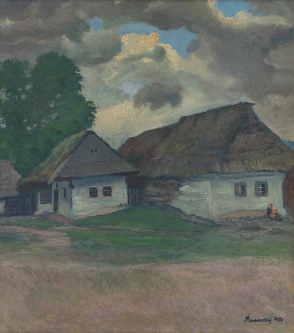 Miloš Alexander Bazovský – Tichá dedinka