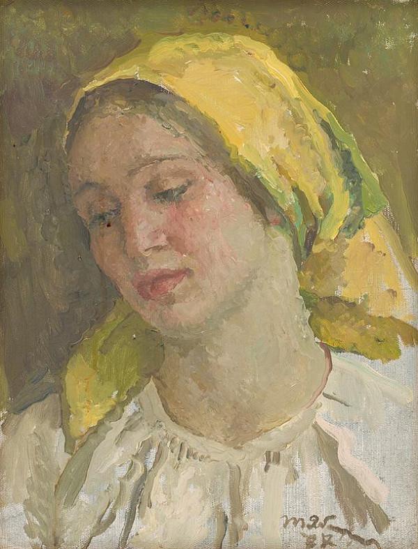 Tatjana Nilovna Jablonskaja - Hlava ženy
