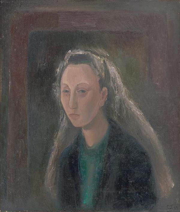 Irina Starženeckaja - Autoportrét
