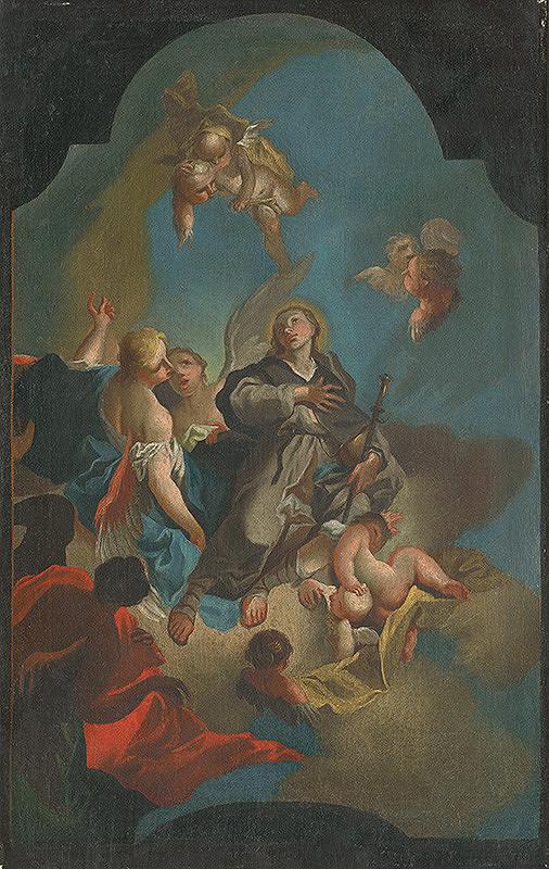 Franz Anton Palko, Ignaz Mayer st.  - Apoteóza sv. Jakuba