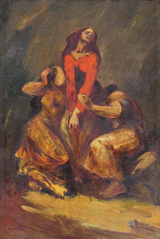 František Kudláč - Utrpenie