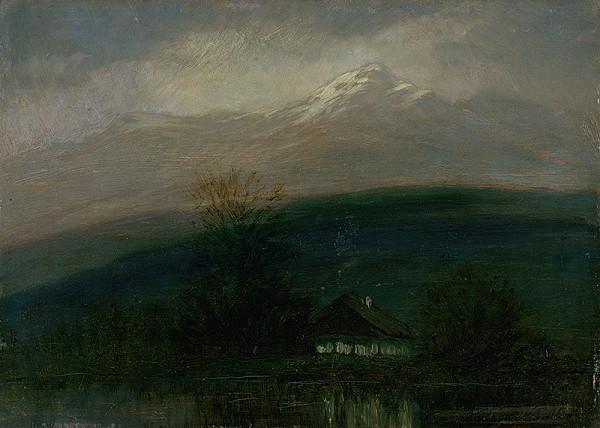 Ferdinand Katona – Tatry v noci