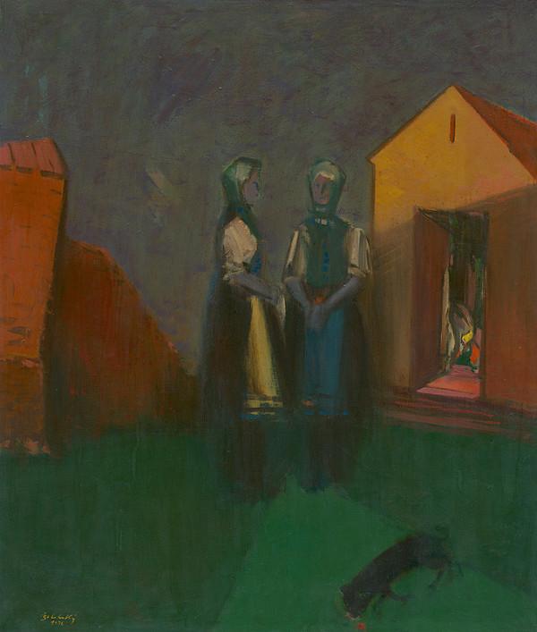 Ján Želibský – Nočný rozhovor
