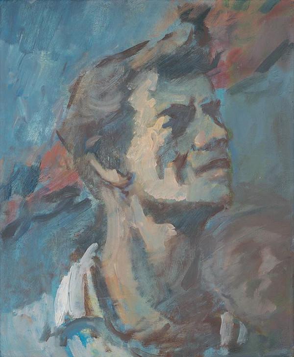 Július Lőrincz – Mladý robotník