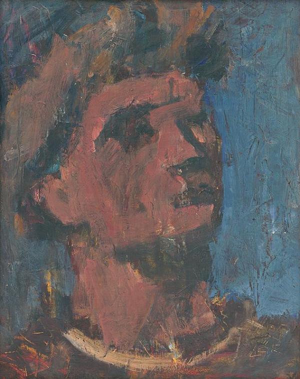 Július Lőrincz – Hlava robotníka