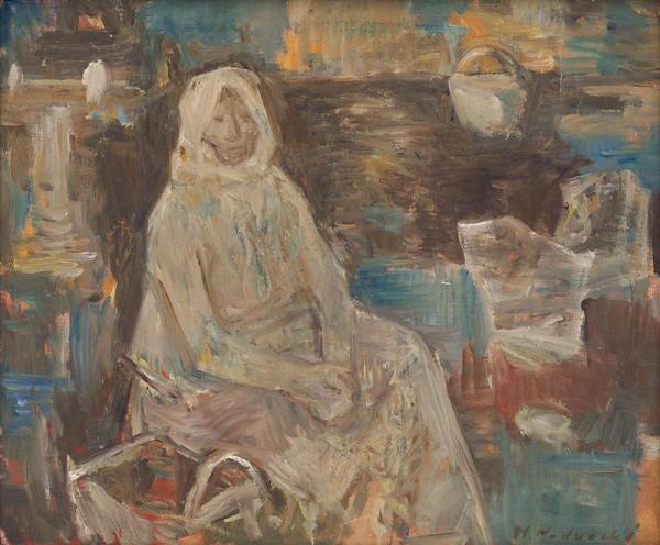 Mária Medvecká – Podvečer