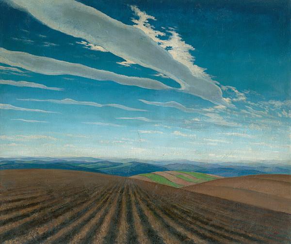 Edmund Gwerk – Letiace oblaky