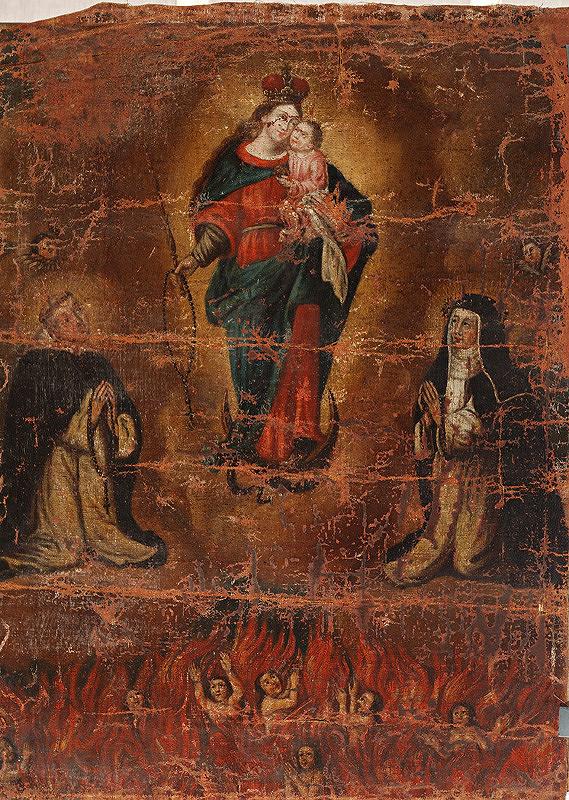 Stredoeurópsky maliar z 2. polovice 18. storočia – Adorácia