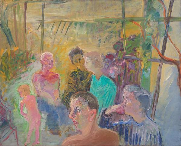 Ján Berger – Rodinný portrét