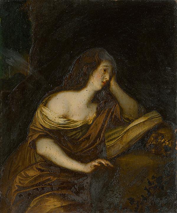 Západoeurópsky maliar z konca 17. storočia, Nemecký maliar z 18. storočia – Mária Magdaléna