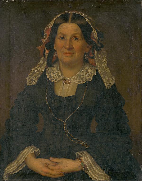 B. Fischer – Podobizeň ženy