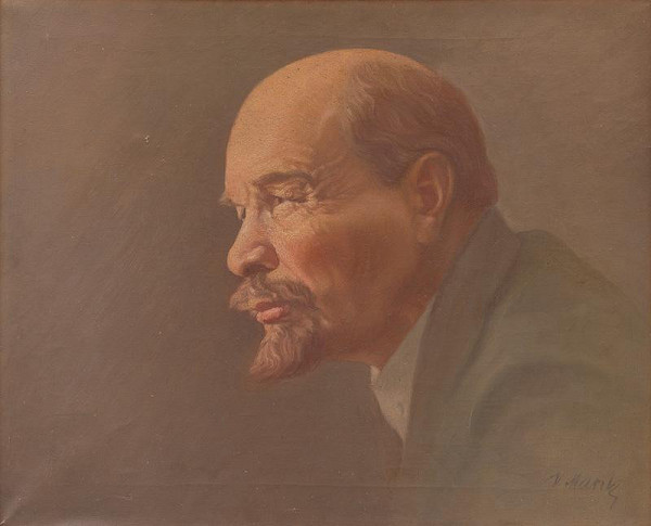V. Marek – Lenin