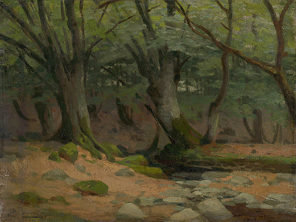 Ľudovít Čordák - Stromy