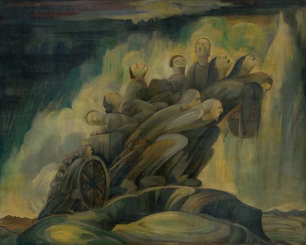 Anton Jasusch – Pútnici