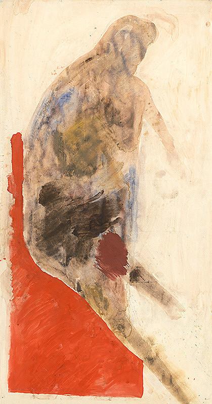 Milan Paštéka – Červená stolička