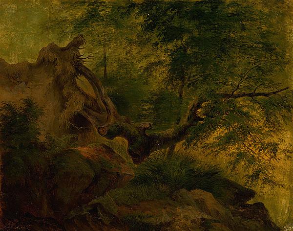 Jozef Božetech Klemens – Vykorenený strom