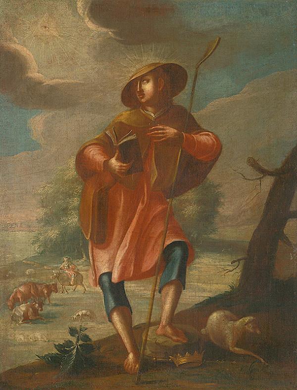 Stredoeurópsky maliar po polovici 18. storočia – Svätý Vendelín