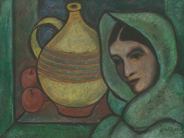 Janko Alexy - Žena s krčahom