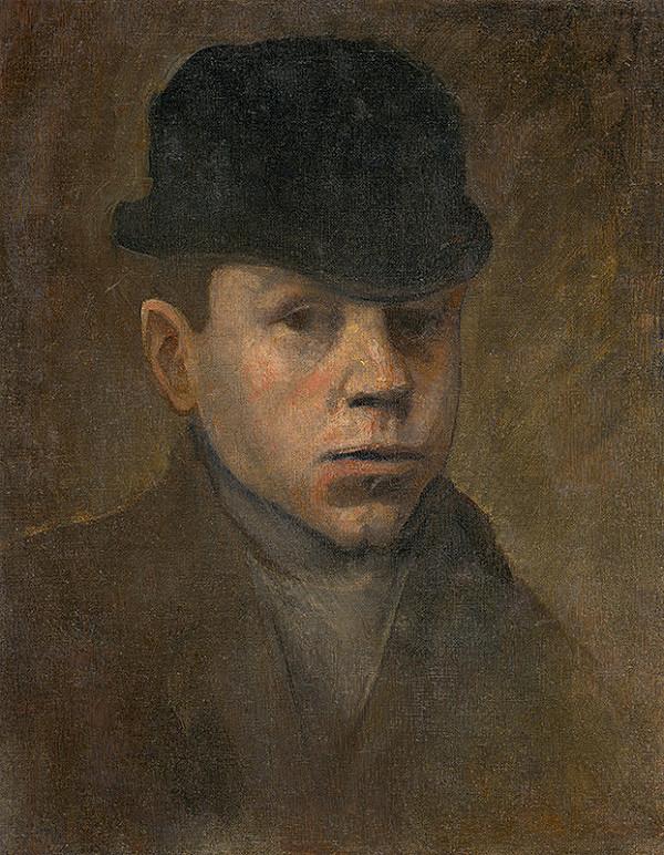 Ladislav Mednyánszky - Mladý pohonič