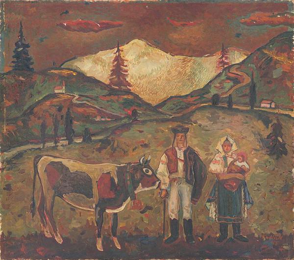 Ľudovít Kudlák - Slovenská rodina