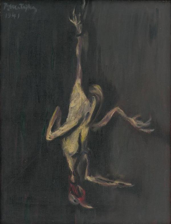 Peter Matejka - Zabitá holubica