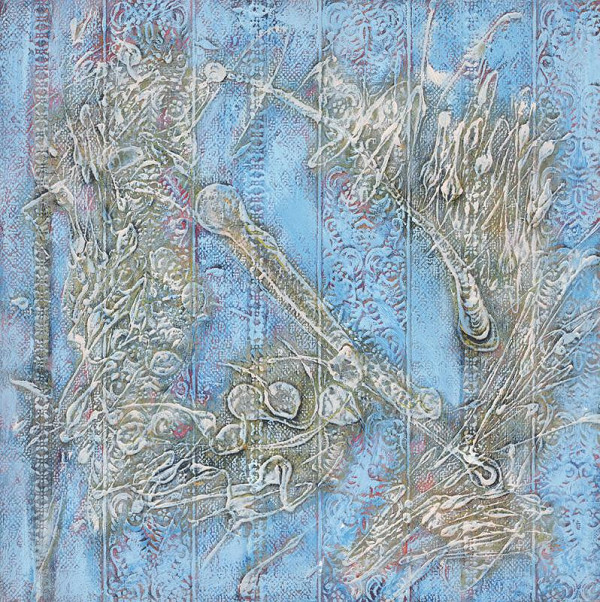 Štefan Schwartz - Action painting Spiel