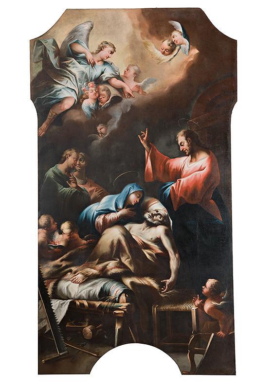 Anton Schmidt – Smrť sv. Jozefa
