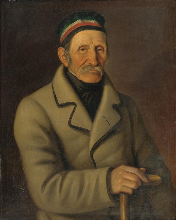 Peter Michal Bohúň - Podobizeň Michala Kubínyiho staršieho oravského zemana