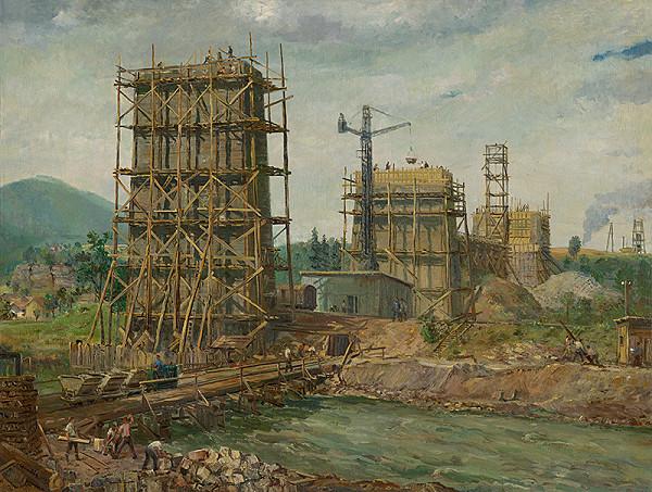 Július Nemčík - Most na východ