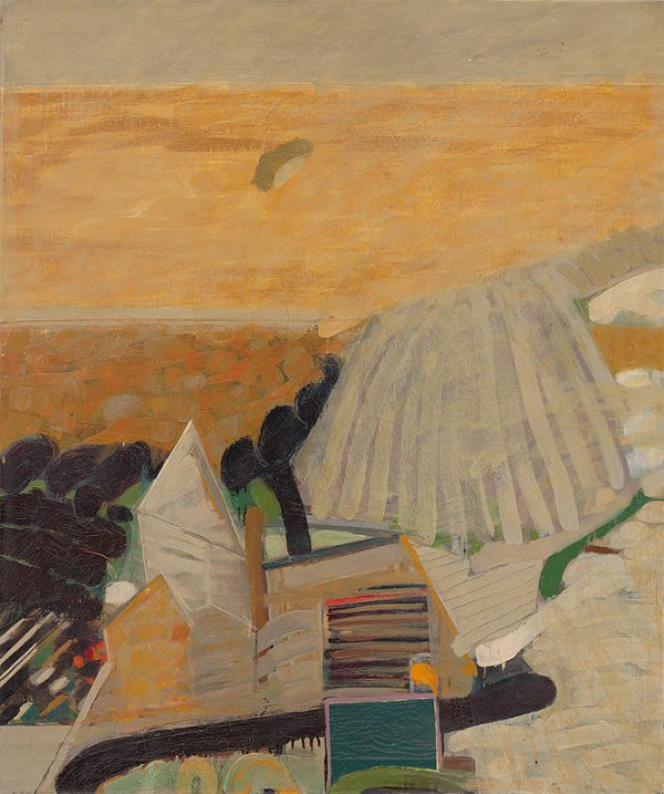 Jozef Jaňák - Žltý horizont