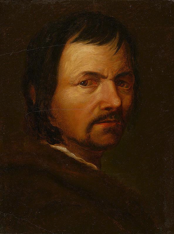 Ján Kupecký - Autoportrét