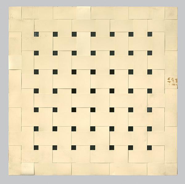 Tamara Klimová – Biela štruktúra, čierna štruktúra