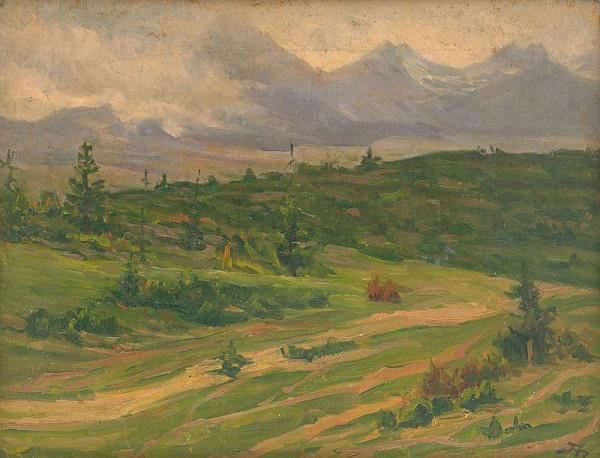 Jaroslav Augusta – Kriváň v hmlách