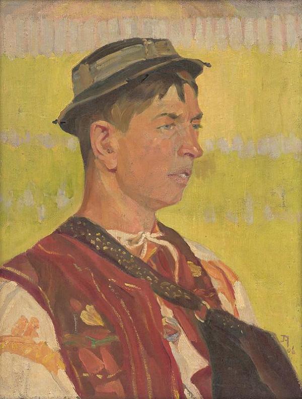 Jaroslav Augusta – Janko Obetko z Detvy