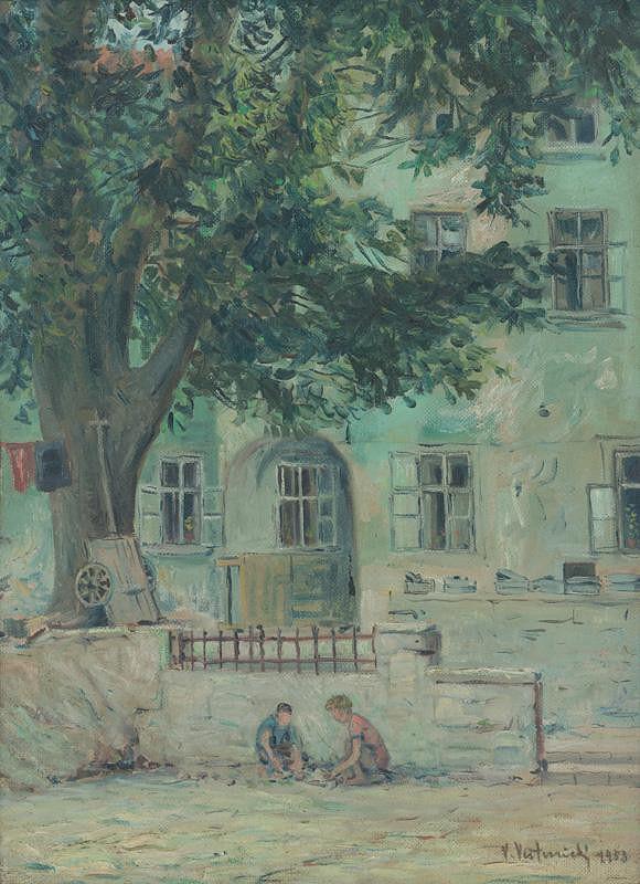 Vladimír Vestenický - Bratislavský dvor