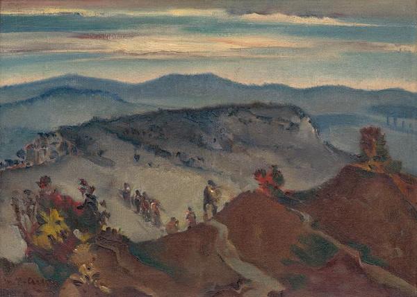 Martin Benka – Hrebene hôr