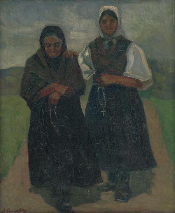 Jaroslav Augusta – Slepá z Detvy