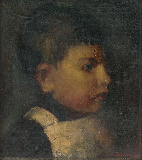 Jozef Kollár – Hlava chlapca