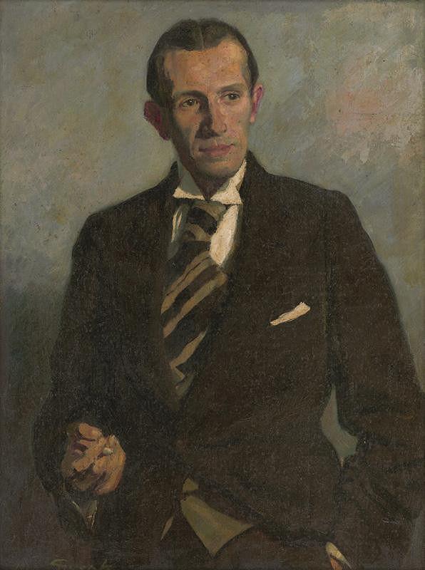 Edmund Gwerk - Podobizeň herca