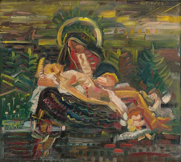 Arnold Peter Weisz-Kubínčan - Pieta