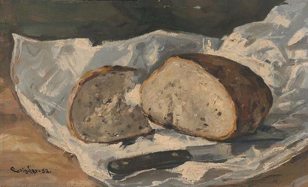 Juraj Collinásy - Zátišie s chlebom