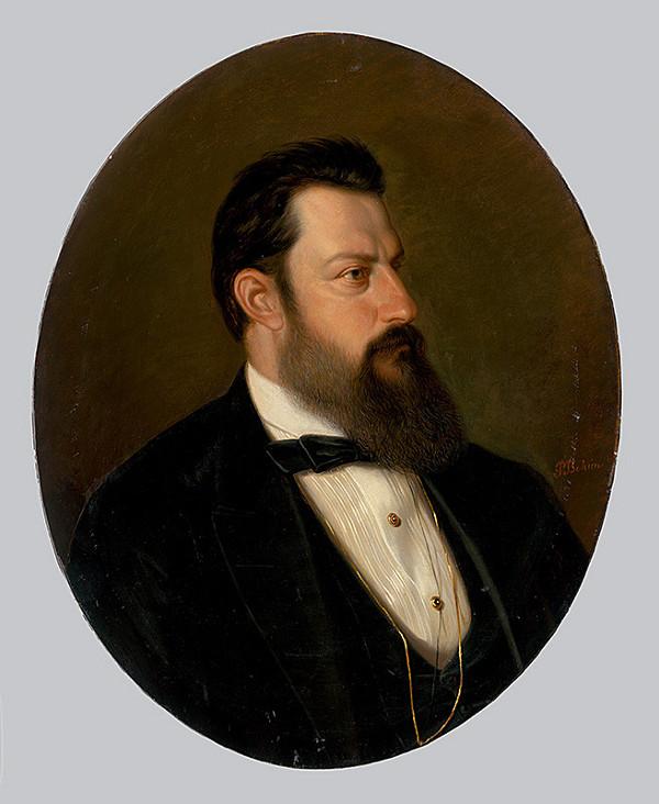 Peter Michal Bohúň – Podobizeň muža