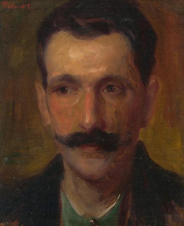 Ľudovít Pitthordt - Hlava muža