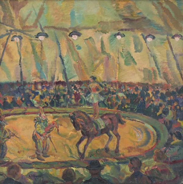 Gustáv Mallý – Cirkus