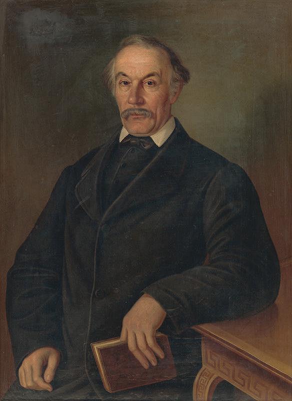 Peter Michal Bohúň – Podobizeň J.Vavrečana