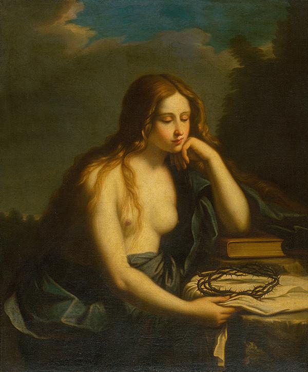 Taliansky maliar zo 17. storočia, Cesare Gennari – Kajúca sa Mária Magdaléna