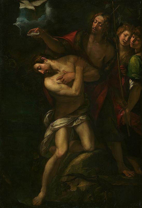 Giulio Cesare Procaccini - Krst Kristov