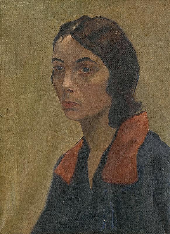 Vladimír Gessay - Hlava ženy