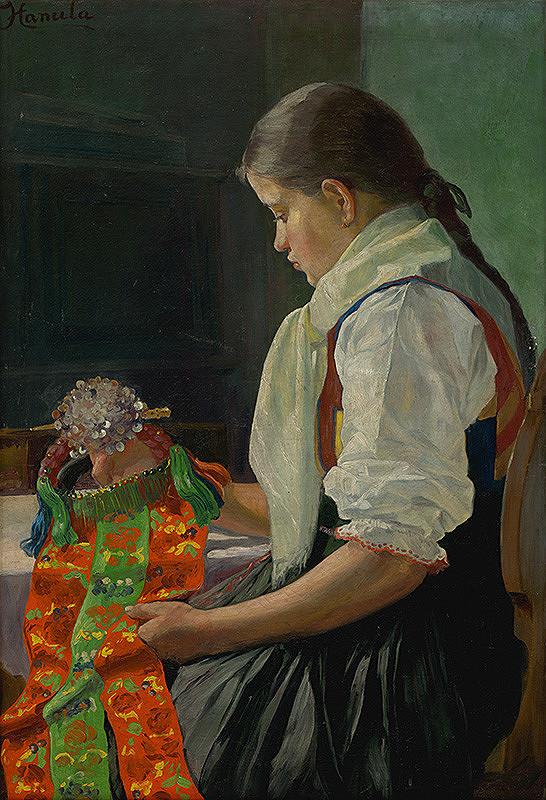 Jozef Hanula - Družica